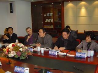 《当中国统治世界》书评会举行