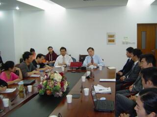 以色列特拉维夫大学校长Aron Shai访问华东师大、俄罗斯研究中心