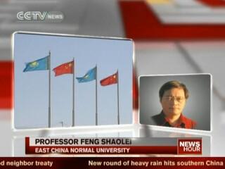 SCO's efforts on maintaining regional stability