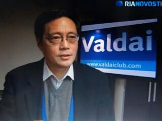 2011瓦尔代会议,冯绍雷教授接受俄新社专访