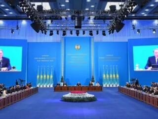 纳扎尔巴耶夫总统2016年度国情咨文
