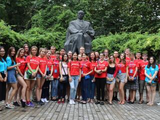 2016上海合作组织成员国和观察员国大学生暑期学校 剪影3