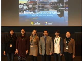 Arctic Forum in Bado