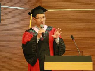 刘军院长在国际关系与地区发展研究院2018届毕业典礼上的致辞