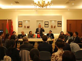 华东师大白俄罗斯研究中心举办国际学术研讨会