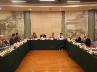 SAIAS Hosts International Symposium on Major Powers, Regional States, and World Order