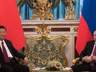 Международного дискуссионного клуба «Валдай»:Китай и Россия: добрые соседи, хорошие партнёры