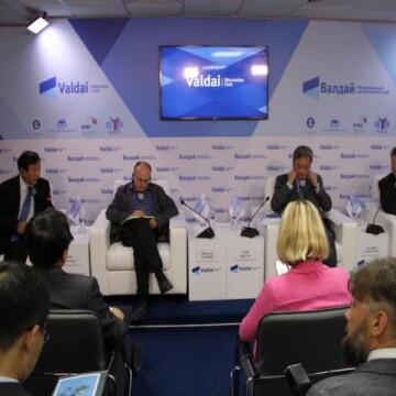 """""""瓦尔代""""专家对话会暨中俄关系高端研讨会在莫斯科成功举办"""