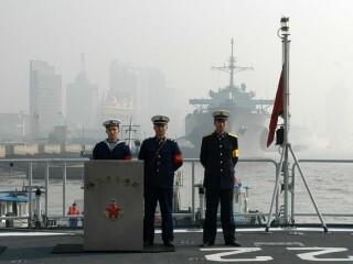 """МК:Новая """"холодная война"""": эксперты оценили перспективу военного конфликта США и Китая"""