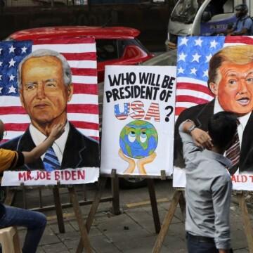 张昕访谈 拜登和特朗普在对华政策的执行层面相差无几