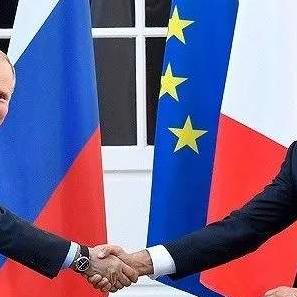 张 红 |:马克龙政府对俄政策调整与法俄关系