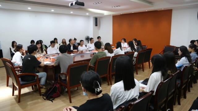 中国现代国际关系研究院招聘宣讲会在我院举办